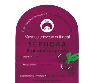 Sephora Hair sleeping mask Acai