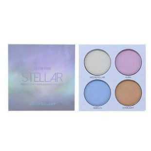 City Color Stellar Glow Pro Highlighter Palette