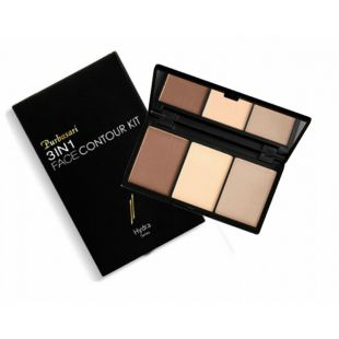 Purbasari 3 in 1 Face Contour Kit