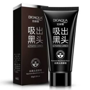 Bioaqua Remove Blackhead Mask with Activated Charcoal