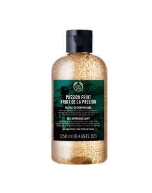 The Body Shop Passion Fruit Facial Cleansing Gel