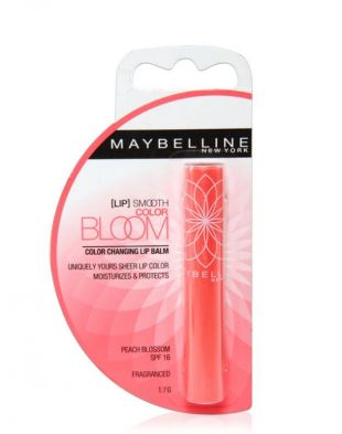 Maybelline Lip Smooth Color Bloom Blossom Peach
