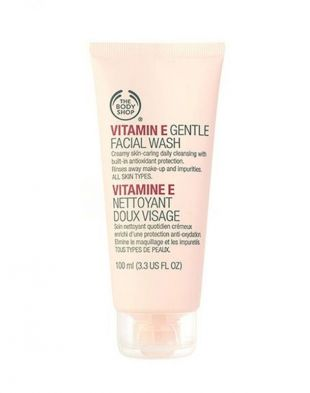 The Body Shop Vitamin E Gentle Facial Wash Vitamin E