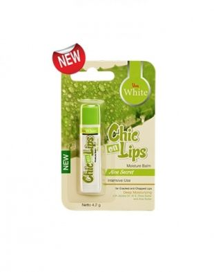 Viva Cosmetics Moisture Balm Chic on Lips Aloe Secret