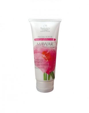 Sariayu Refreshing Aromatic Facial Scrub Mawar