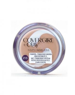 Covergirl Covergirl + Olay Simply Ageless Foundation 215