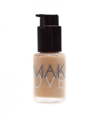 Make Over Ultra Cover Liquid Matt Foundation 05 Velvet Nude