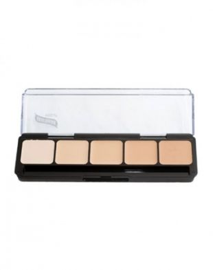 Graftobian Hi Def Glamour Cream Neutral Paletter #1