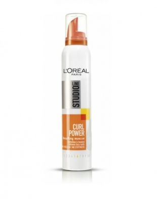 L'Oreal Paris Studio Line Re-Curling Mousse