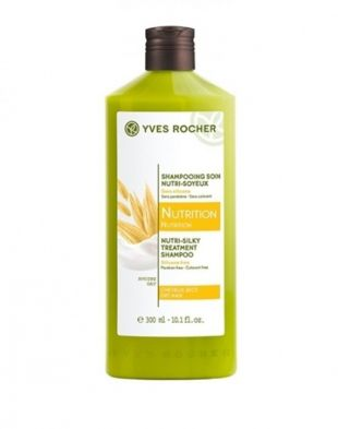 Yves Rocher Nutri-Silky Treatment Shampoo