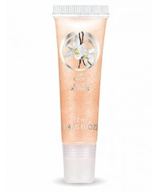 The Body Shop Vanilla Lip Gloss