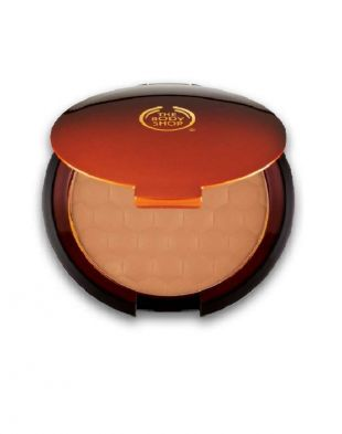 The Body Shop Honey Bronze Bronzing Powder 04