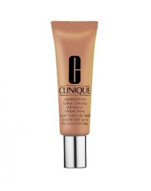 Clinique SuperPrimer Face Primers Colour Corrects Dullness In Deeper Skins