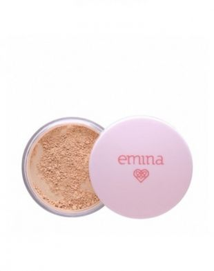 Emina Bare With Me Mineral Loose Powder 04 Ebony