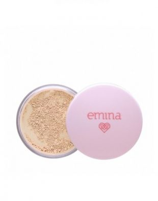 Emina Bare With Me Mineral Loose Powder 03 Amber