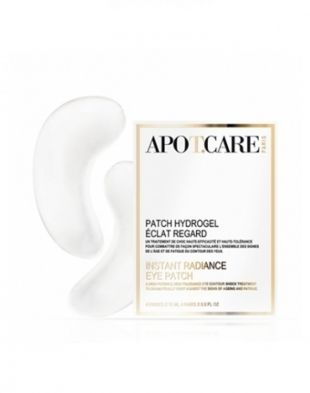 APOTCARE Instant Radiance Hydrogel Eye Patch