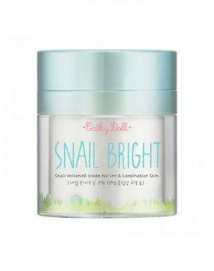 Cathy Doll Snail Bright Whitening Cream