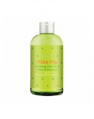 Cathy Doll Soothing Aloe Vera Toner and Essence