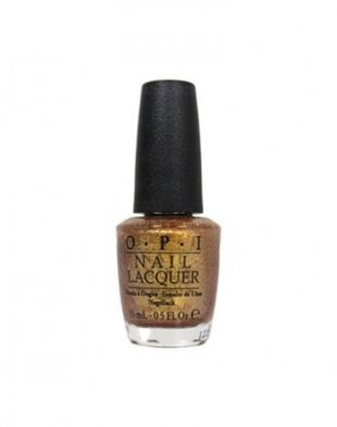 O.P.I Nail Lacquer Golden Eye