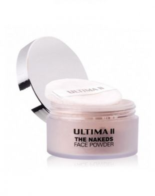 ULTIMA II The Nakeds Face Powder 3L