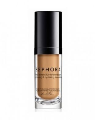 Sephora Bright and Hydrating Foundation Walnut