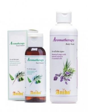 Aniho Aromatherapy Soap Set