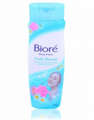 Biore Body Foam Freshly Blossom