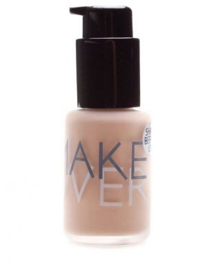 Make Over Ultra Cover Liquid Matt Foundation 03 Nude Silk