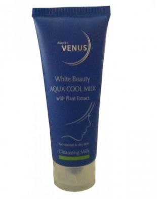 Marcks White Beauty Aqua Cool Milk with Plant Extract