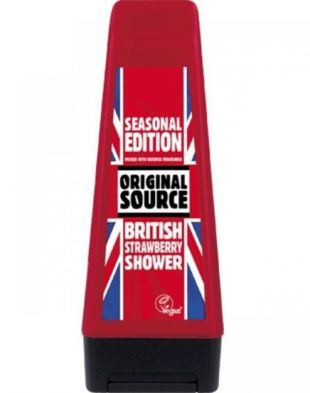 Original Source British Strawberry Shower Gel