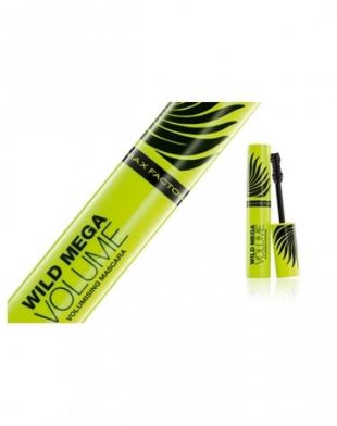 Max Factor Wild Mega Volume Black