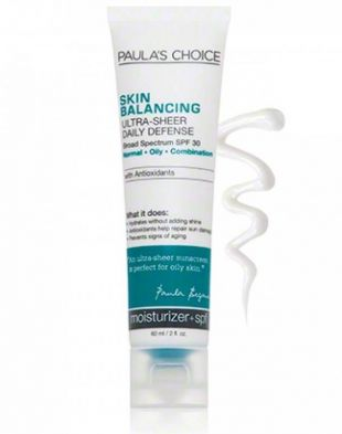 Paula's Choice Skin Balancing Ultra-Sheer Daily Defense
