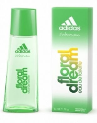 Adidas Eau de Toilette for Women Floral Dream