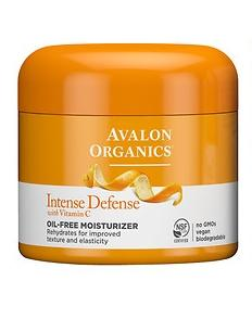 Avalon Organics Vitamin C Rejuvenating Oil-Free Moisturizer