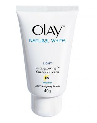 Olay Natural White Light Insta-Glowing Fairness Cream