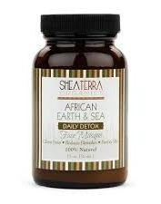 Shea Terra Organics African Earth & Sea Detoxifying Mineral Face Masque