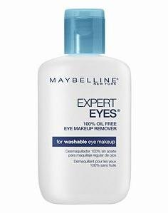 Maybelline Expert Eyes 100% Oil Free Eye Makeup Remover