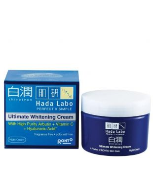Hada Labo Shirojyun Ultimate Whitening Cream