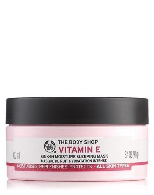 The Body Shop Vitamin E Sink-In Moisture Sleeping Mask