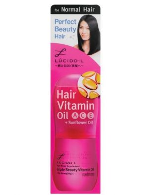 Lucido-L Triple Beauty Vitamin Oil NORMAL HAIR