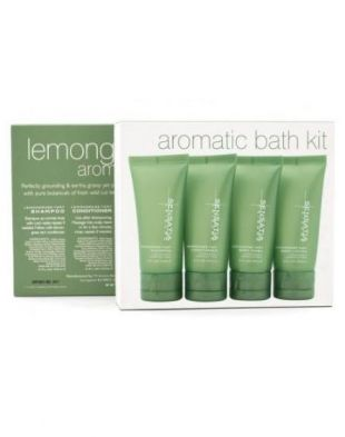 Sensatia Leisure Lemongrass Tart Aromatic Bath Kit