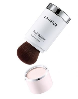 Laneige Brush Pact No. 3 Pink Beam