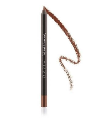 Mizzu Chrome Eyeliner Gel Earth Brown