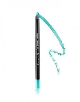 Mizzu Chrome Eyeliner Gel Aqua Shade