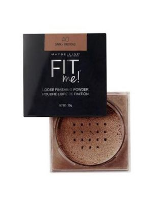 Maybelline Fit Me Loose Finishing Powder 40 Dark