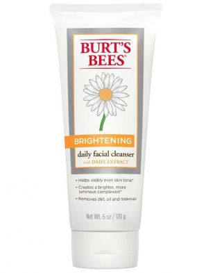 Burt's Bees Brightening Daily Facial Cleanser