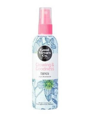 Good Virtues Co. Glowing and Goodness Brightening Facial Toner