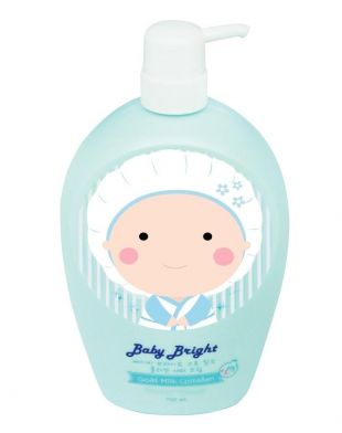 Cathy Doll Baby Bright Goat Milk and Collagen Shower Lotion