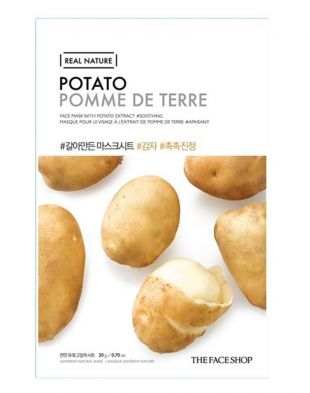 The Face Shop Real Nature Mask Potato