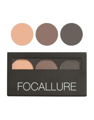 Focallure Eyebrow Powder Palette 03